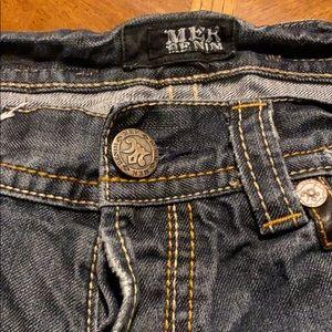 Men's MKE Jeans.